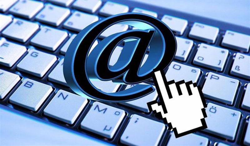 Bloqueos de e-mails por hora